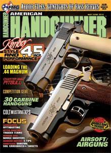 American Handgunner Wadcutter Wedgies - American Handgunner
