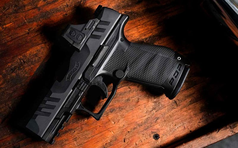 Walther PDP Compact with Holosun 508T